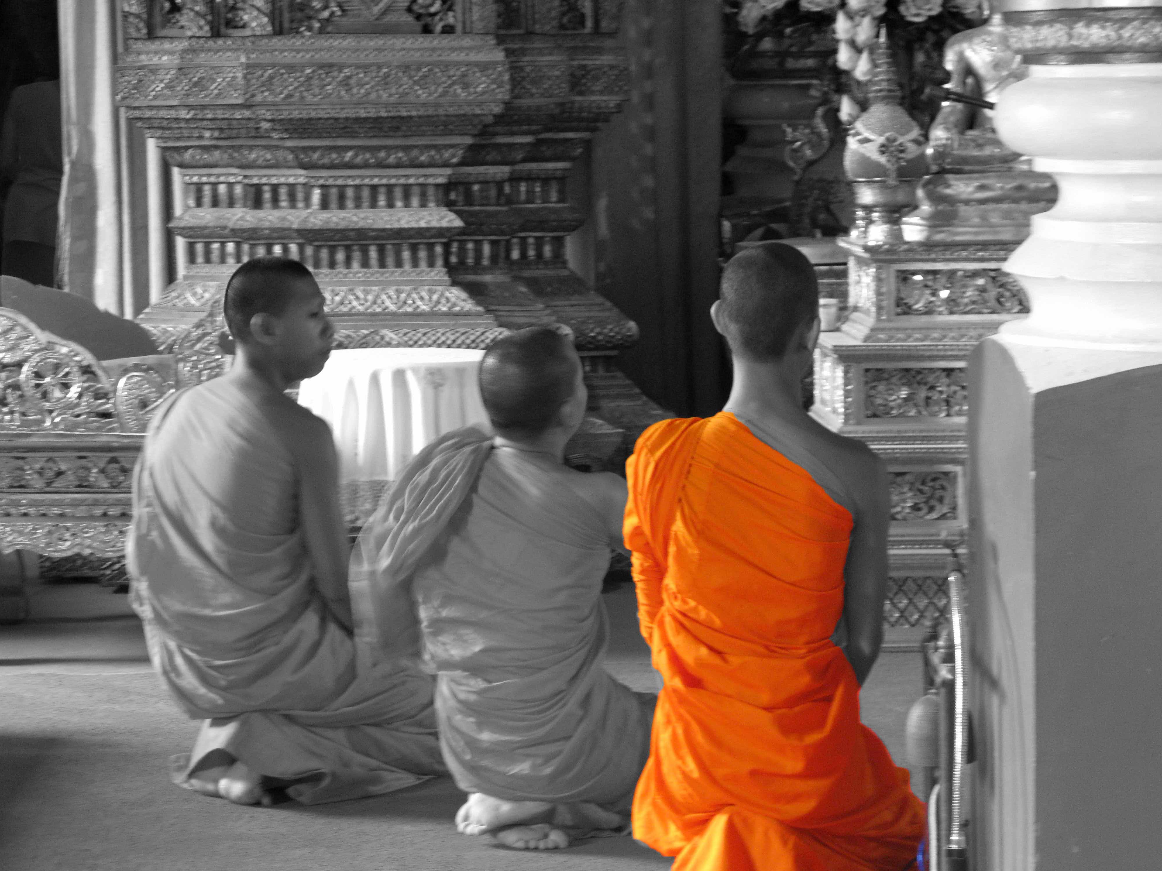 3 semaines en Thaïlande