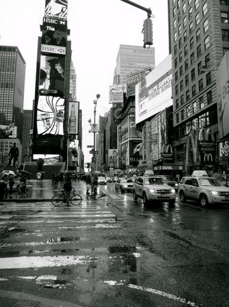 2 semaines à New york