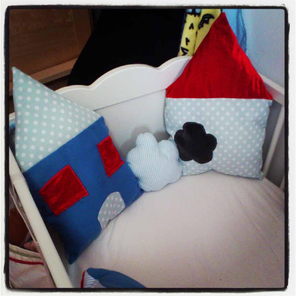 ♡ Tuto : Le tour de lit fait maison du roi