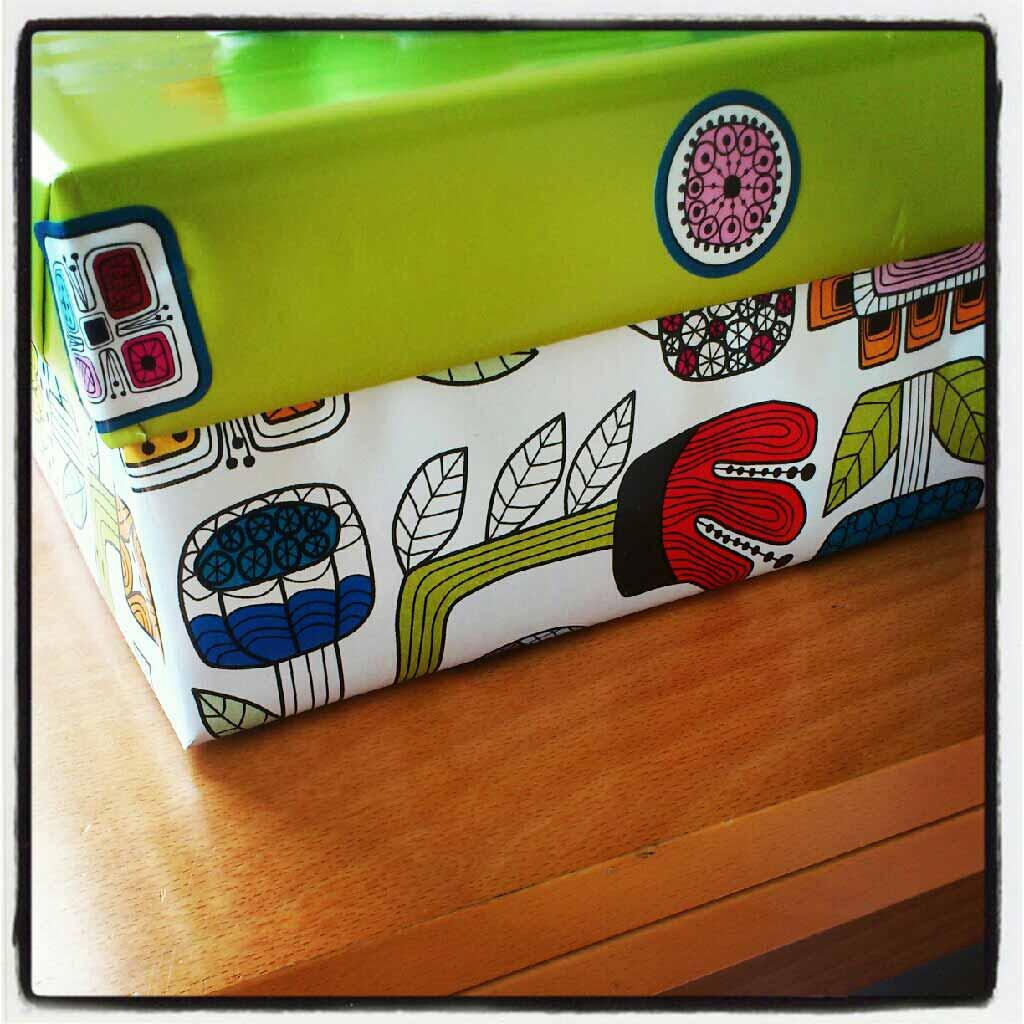 ♡ Tuto : la boite à souvenir