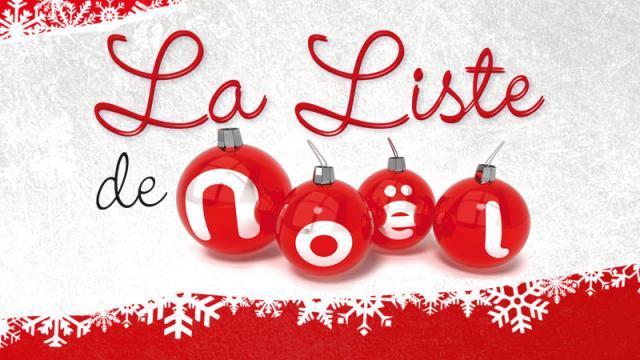 ♡ Ma liste au père Noël