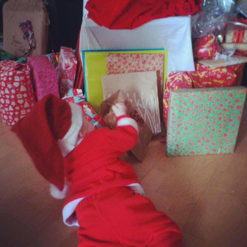 ♡ Le père Noël est passé..