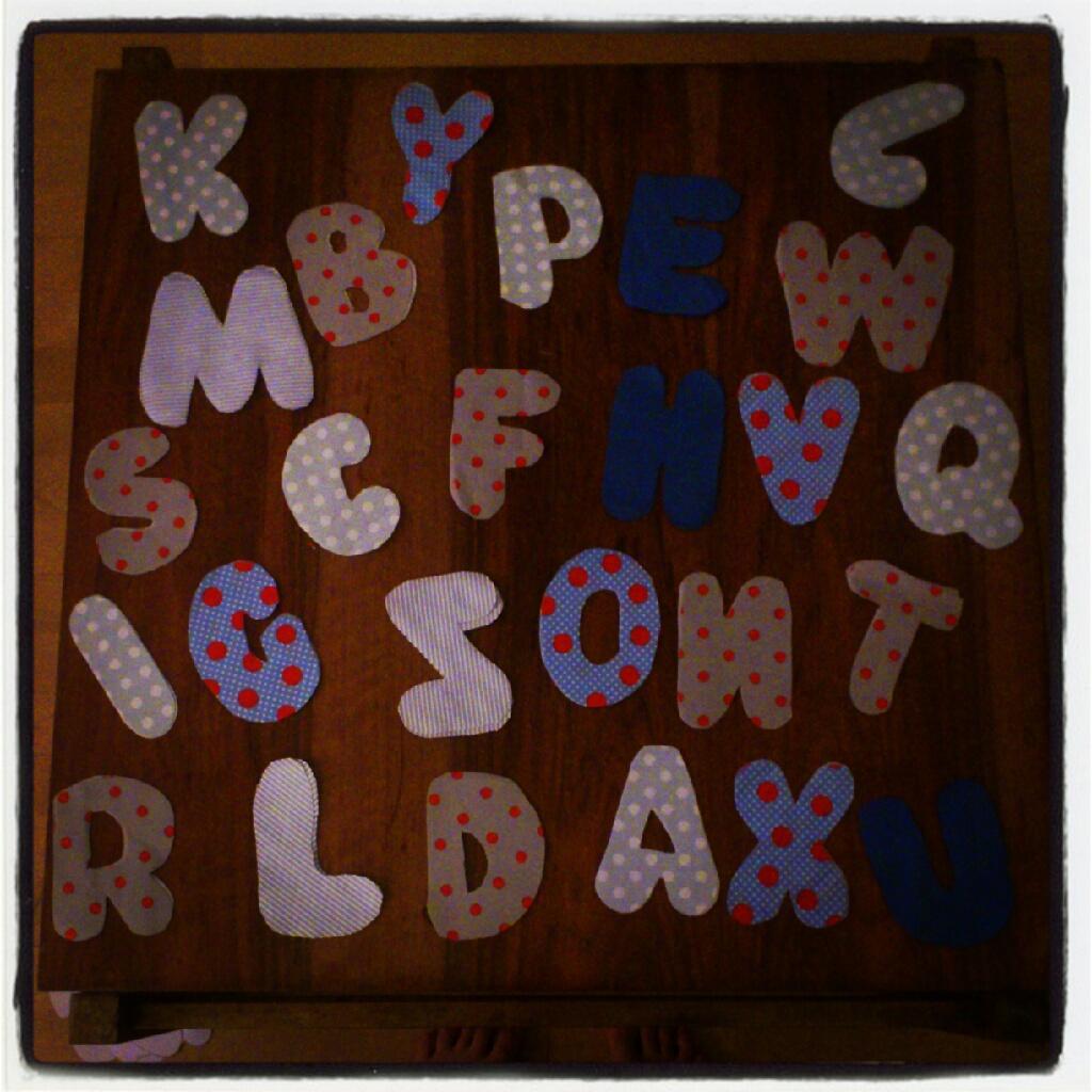 ♡ Tuto : l'alphabet en tissu  ♡ Tuto : l'alphabet en tissu  ♡ Tuto : l'alphabet en tissu  ♡ Tuto : l'alphabet en tissu  ♡ Tuto : l'alphabet en tissu