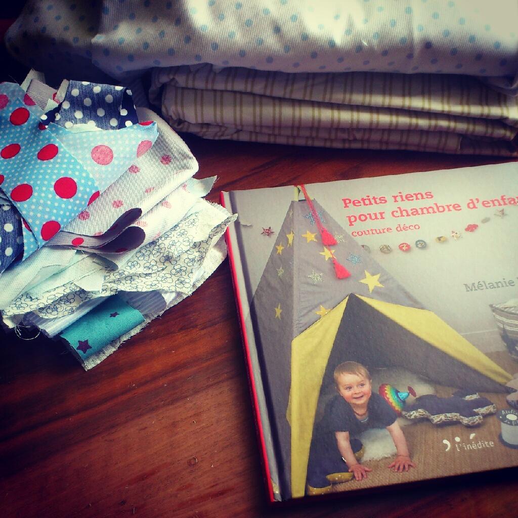 ♡ Livre coup de coeur : Petits riens pour chambre d'enfant  ♡ Livre coup de coeur : Petits riens pour chambre d'enfant
