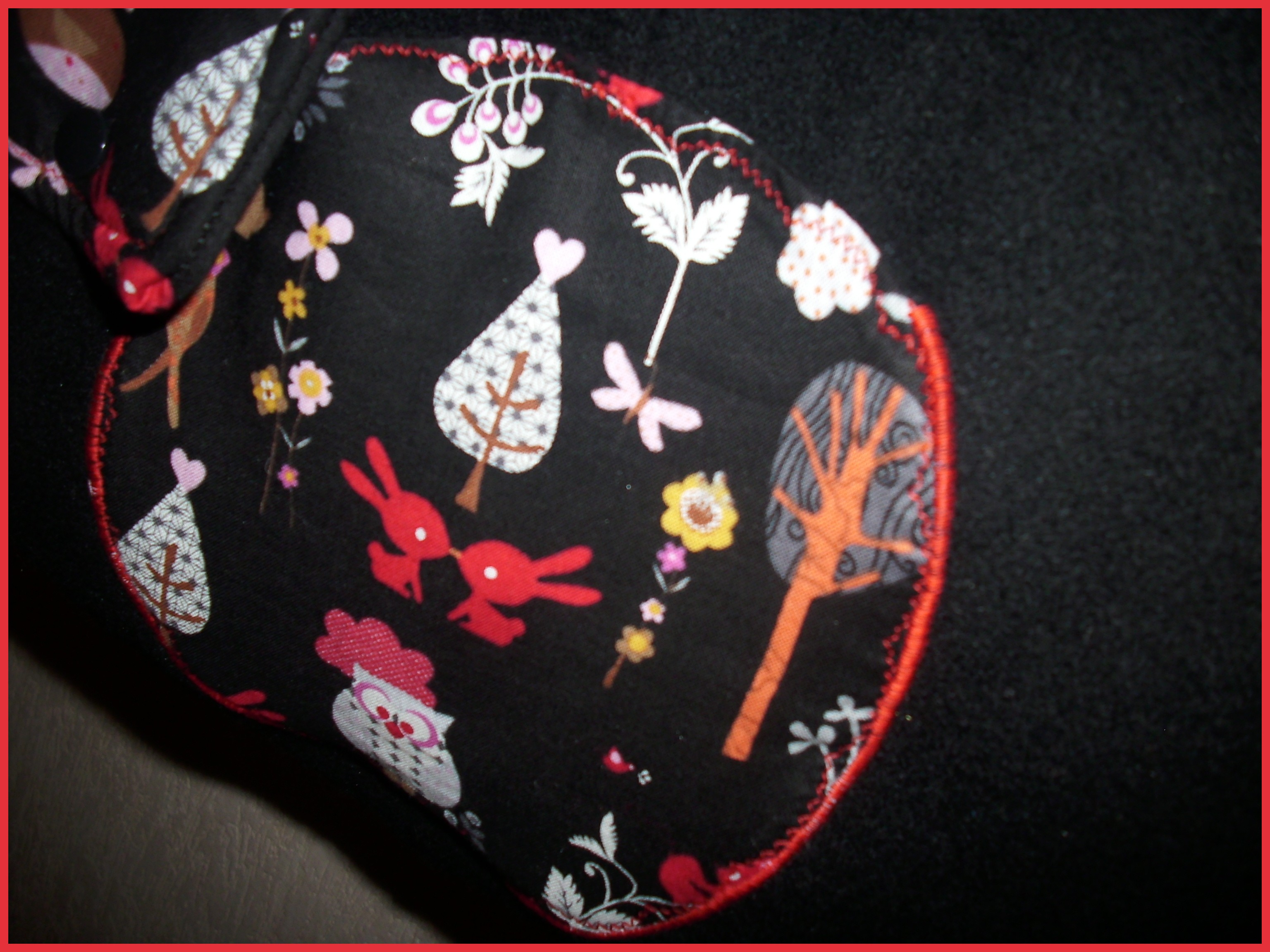 """♡ 3 ème concours : """"Iam sexy & I know it"""" : Un sac besace Nad'In'Box"""