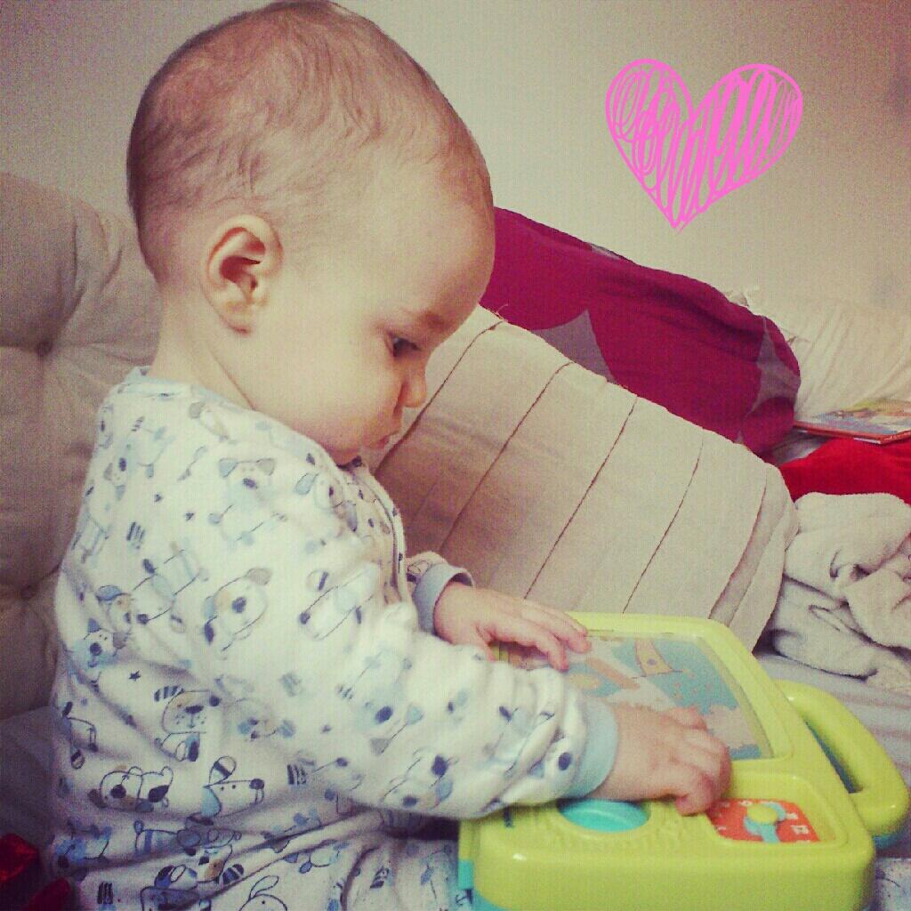 ♡ Des journées bien rythmées : activités pour mon bébé  ♡ Des journées bien rythmées : activités pour mon bébé