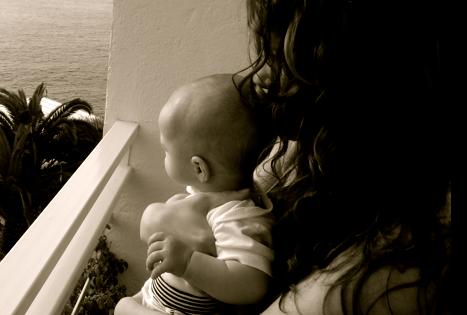 ♡ 9 mois en moi - 9 mois auprès de moi - 18 mois dans mon coeur.