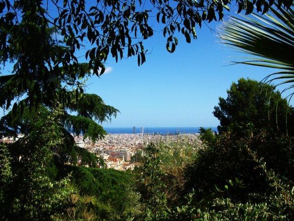 Un petit tour à Barcelone