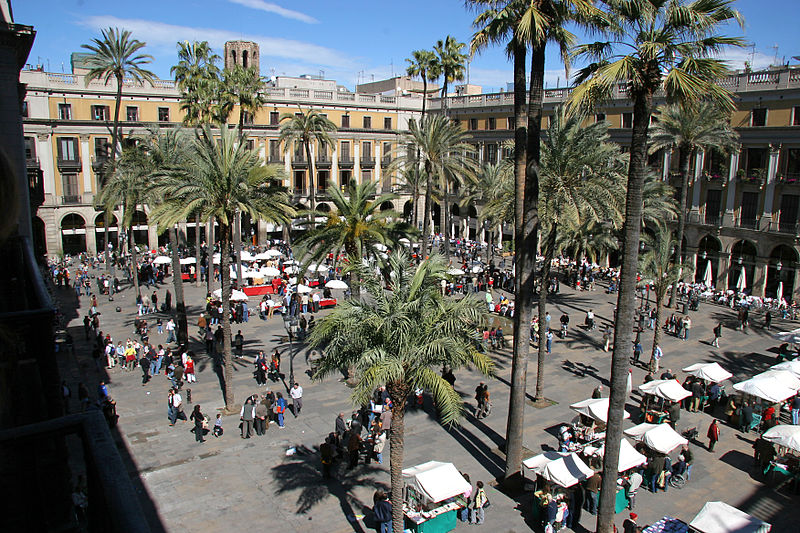 Un petit tour à Barcelone  Un petit tour à Barcelone  Un petit tour à Barcelone
