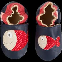 Petits chaussons pour petits pieds