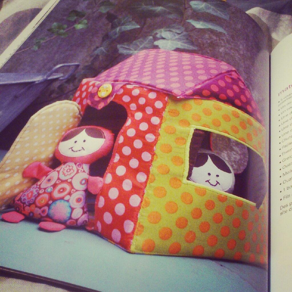 ♡ Livre coup de coeur : Couture pour bébé et sa maman