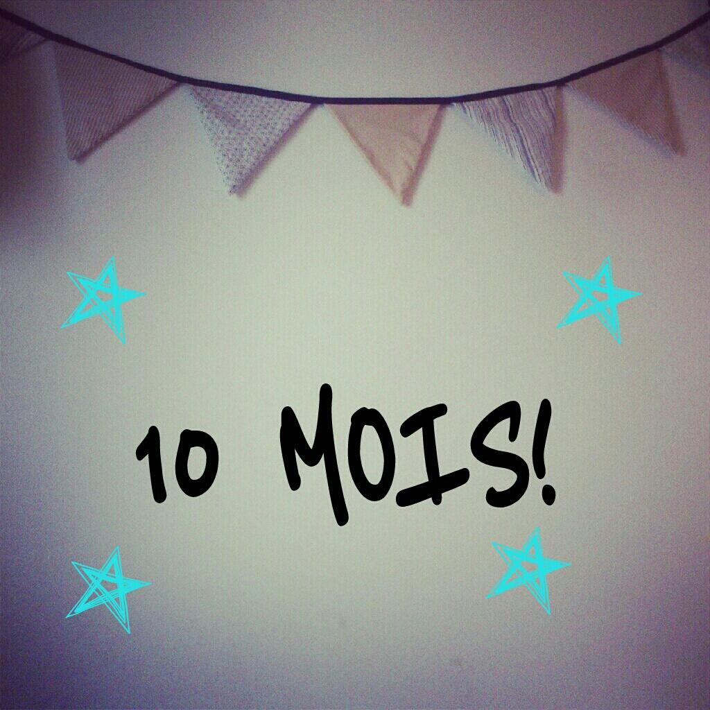 10 Petits Mois Vie De Maman Babymeetstheworld Blog