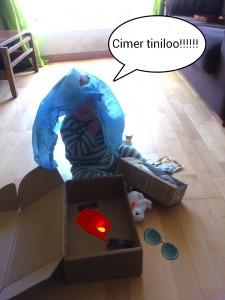 ♡ Mister A découvre la Tiniloo