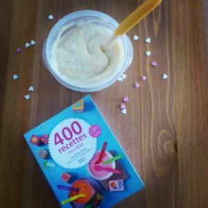 400 recettes pour bébés