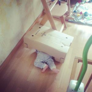 ♡ Déménager avec un bébé, c'est pas si compliqué ?
