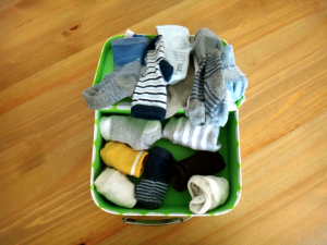 """♡ 1,2, 3 chaussettes """"Despasrayés"""""""