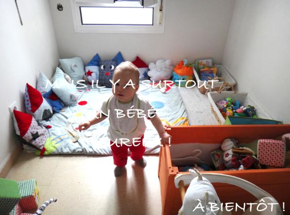 ♡ Un petit tour dans la chambre de mon fils