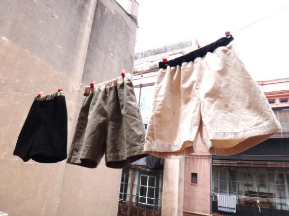 ♡ 3 petits shorts pour cet été