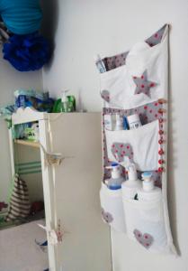 ♡ tuto : Pochette murale pour enfant..ou maman !
