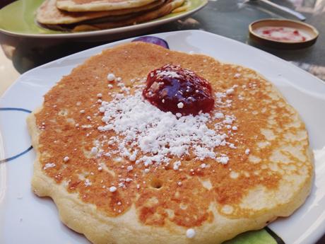 Pancakes du Dimanche matin