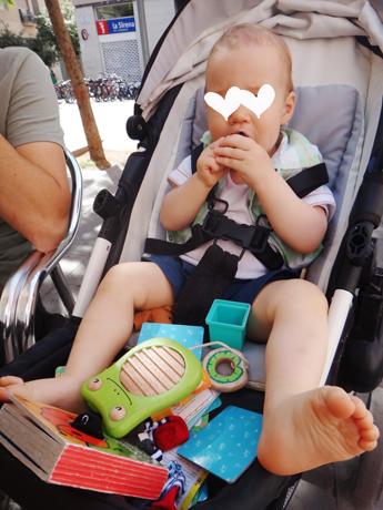 ♡ Aller au restaurant avec bébé c'est pas si compliqué ?