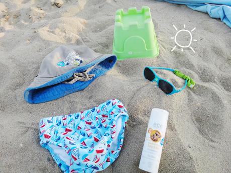 Comment protéger au mieux bébé du soleil