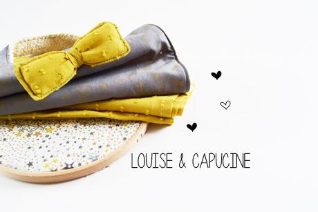 Coup de ♡ Louise & Capucine