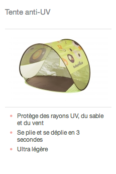 ♡ La tente anti UV Babymoov (CONCOURS BLOG'ANNIVERSAIRE)  ♡ La tente anti UV Babymoov (CONCOURS BLOG'ANNIVERSAIRE)  ♡ La tente anti UV Babymoov (CONCOURS BLOG'ANNIVERSAIRE)  ♡ La tente anti UV Babymoov (CONCOURS BLOG'ANNIVERSAIRE)