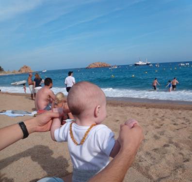 ♡ À la plage avec Babymoov !