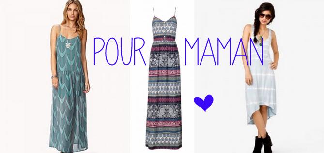 ♡ J'ai mis dans mon panier : Que du shopping pour maman !