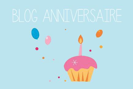 ♡ Récapitulatif des concours blog'anniversaire