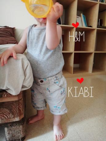 Bébé à la mode ... ou pas !