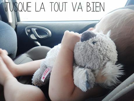Bébé + voiture = ENFER : Astuces de survie  Bébé + voiture = ENFER : Astuces de survie