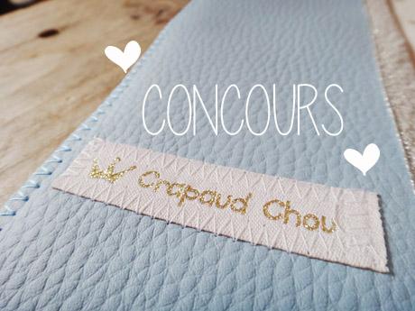 Coup de ♥ Crapaud Chou (Concours)