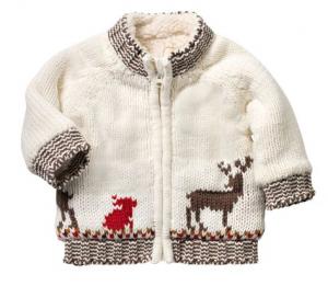 C'est bientôt l'hiver : sélection shopping pour mon bébé