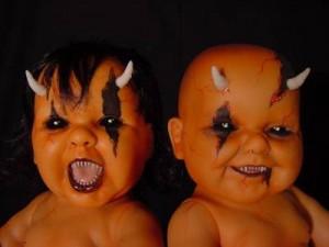 Aux portes de l'enfer : quand bébé fait ses dents