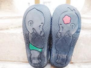 Bien chaussé pour l'hiver !  Bien chaussé pour l'hiver !  Bien chaussé pour l'hiver !  Bien chaussé pour l'hiver !