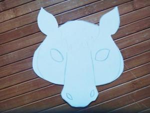 Masques animaux en feutrine  Masques animaux en feutrine  Masques animaux en feutrine