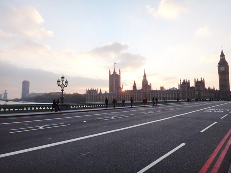Londres, La ou tout a commencé