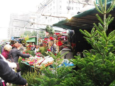 Barcelone en hiver et les fêtes de fin d'année
