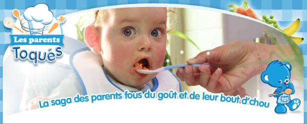 Des parents toqués avec Nestlé ! (Concours)