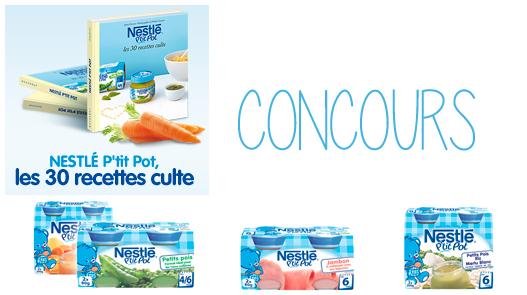 Des parents toqués avec Nestlé ! (Concours)  Des parents toqués avec Nestlé ! (Concours)