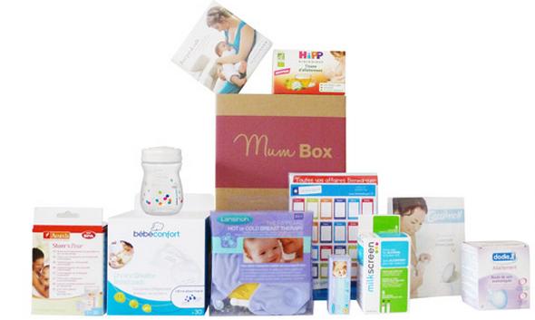 Découverte de la Mum Box !  Découverte de la Mum Box !  Découverte de la Mum Box !