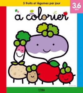 Apprendre en s'amusant les fruits et les légumes
