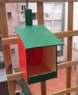la cabane à oiseau