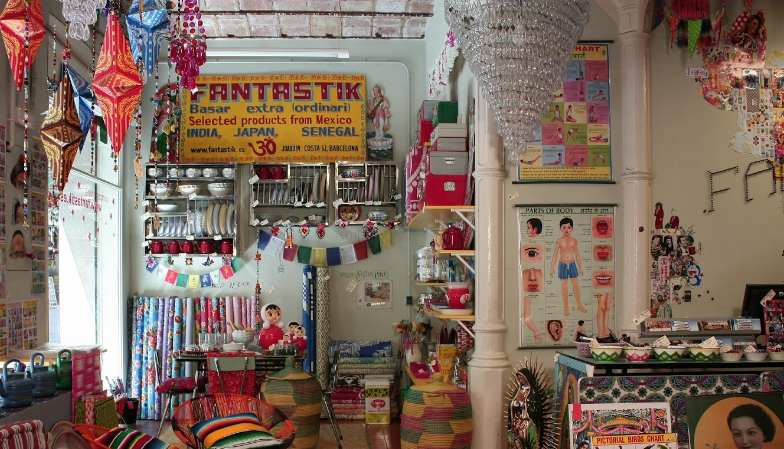 Shopping à Barcelone : Le fantastik  Shopping à Barcelone : Le fantastik