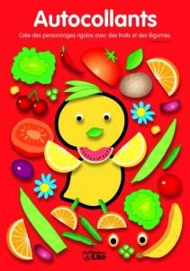 Apprendre en s'amusant les fruits et les légumes  Apprendre en s'amusant les fruits et les légumes  Apprendre en s'amusant les fruits et les légumes  Apprendre en s'amusant les fruits et les légumes  Apprendre en s'amusant les fruits et les légumes