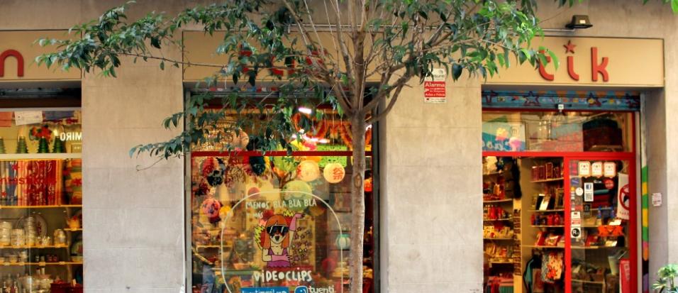 Shopping à Barcelone : Le fantastik