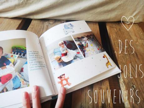 Notre Premier livre photos