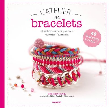 Découverte de la semaine : Jolis bracelets DIY  Découverte de la semaine : Jolis bracelets DIY